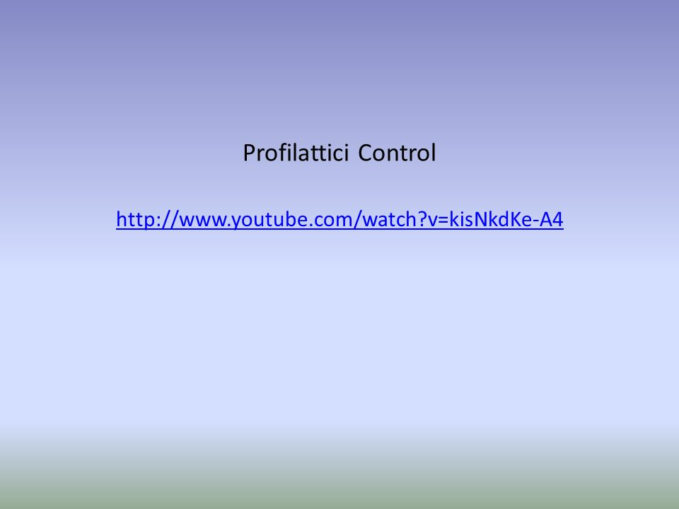 Profilattici Control http://www.youtube.com/watch v=kisNkdKe-A4
