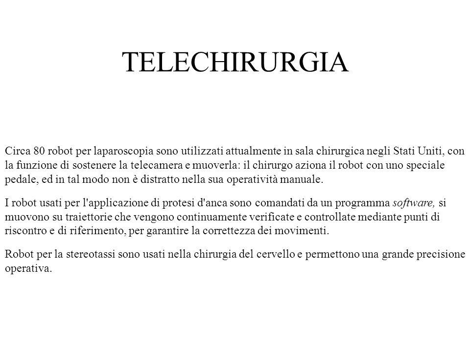 TELECHIRURGIA