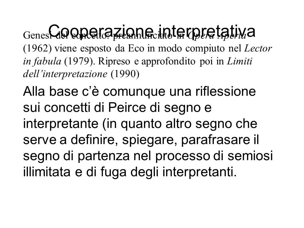 Cooperazione interpretativa