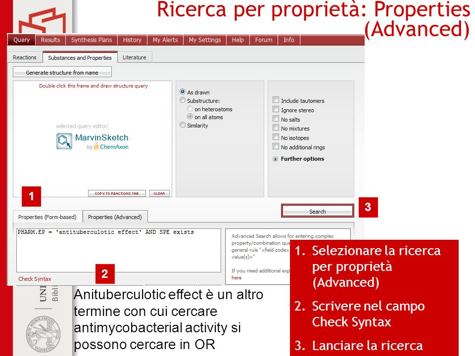 Ricerca per proprietà: Properties (Advanced)