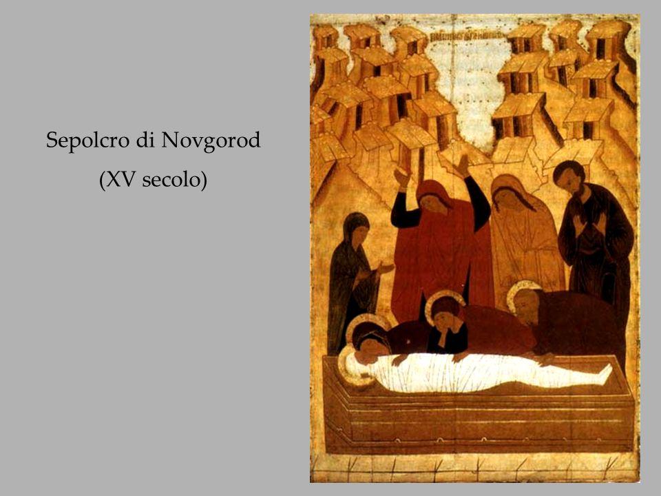 Sepolcro di Novgorod (XV secolo)