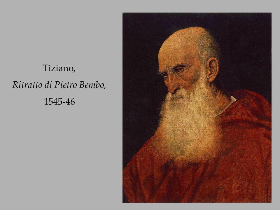 Ritratto di Pietro Bembo,