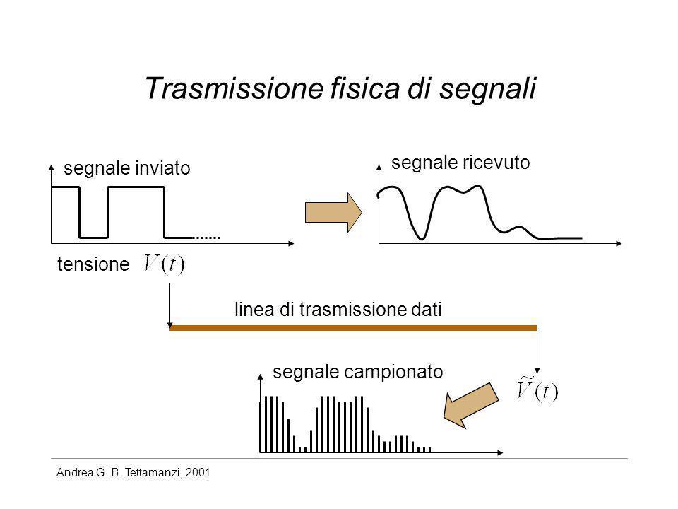 Trasmissione fisica di segnali