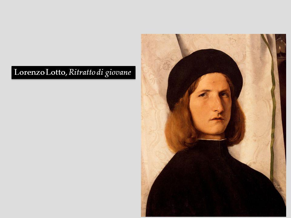 Lorenzo Lotto, Ritratto di giovane