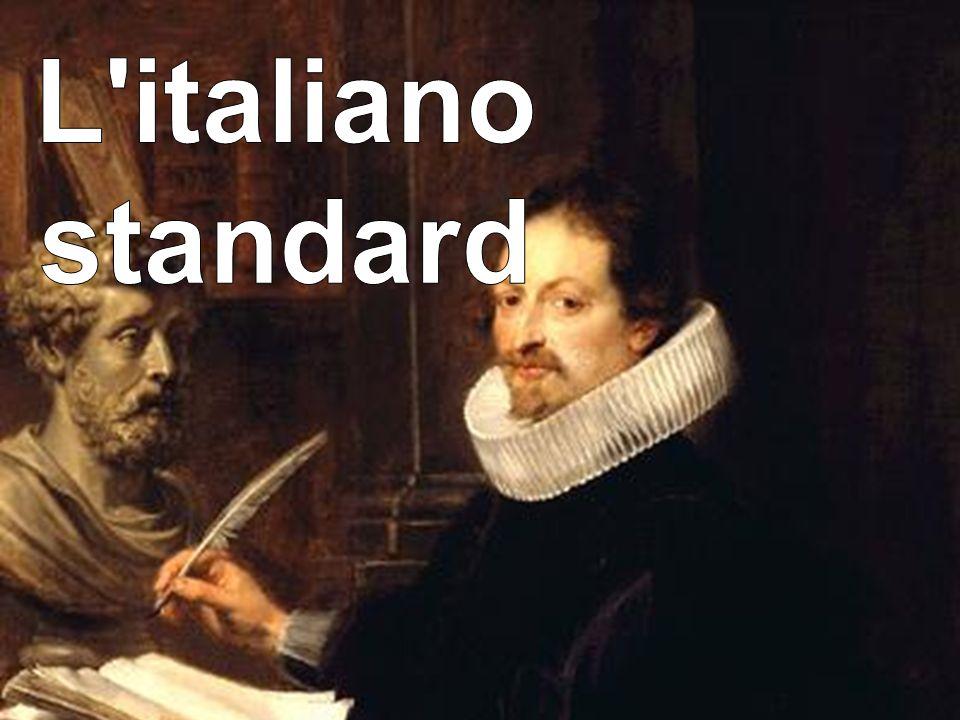 L italiano standard