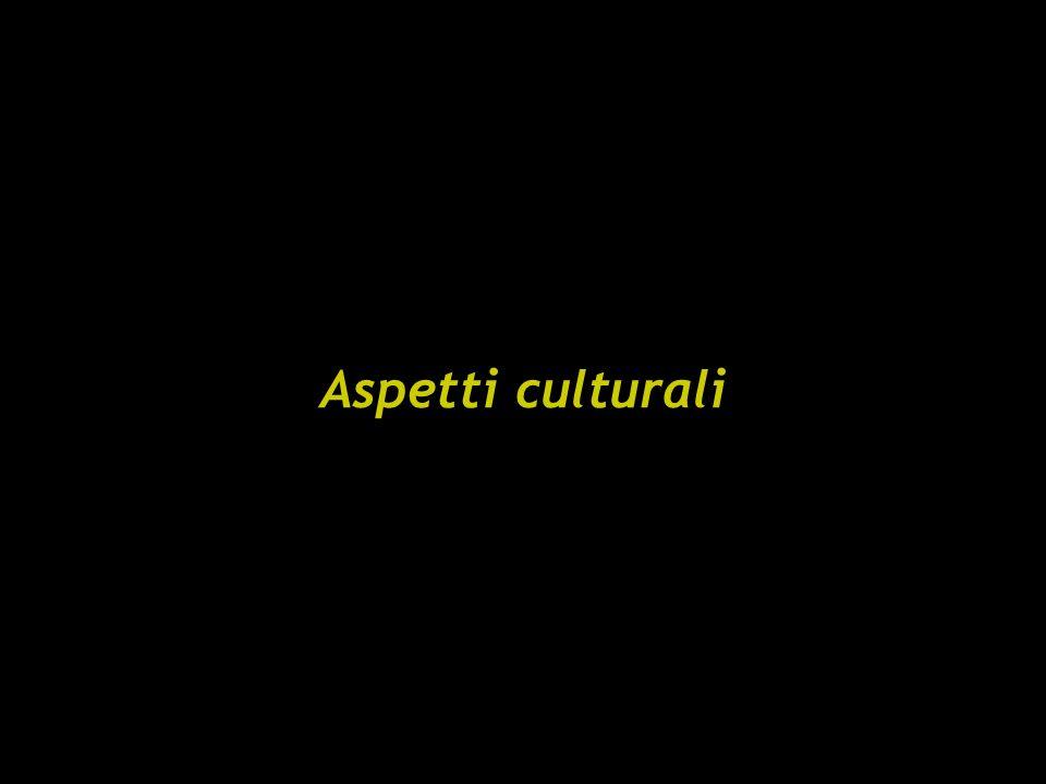Aspetti culturali