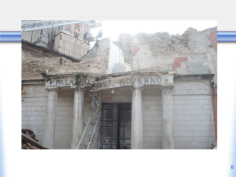 Terremoto a L'Aquila: disastro naturale