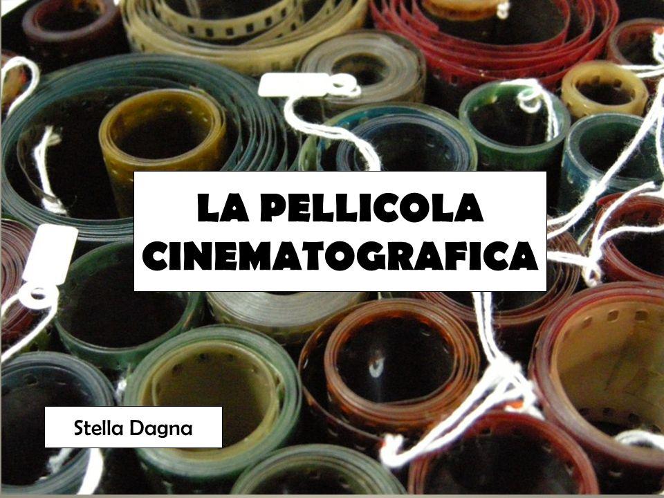 LA PELLICOLA CINEMATOGRAFICA