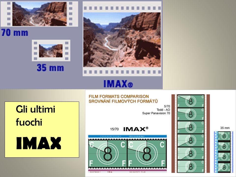 Gli ultimi fuochi IMAX