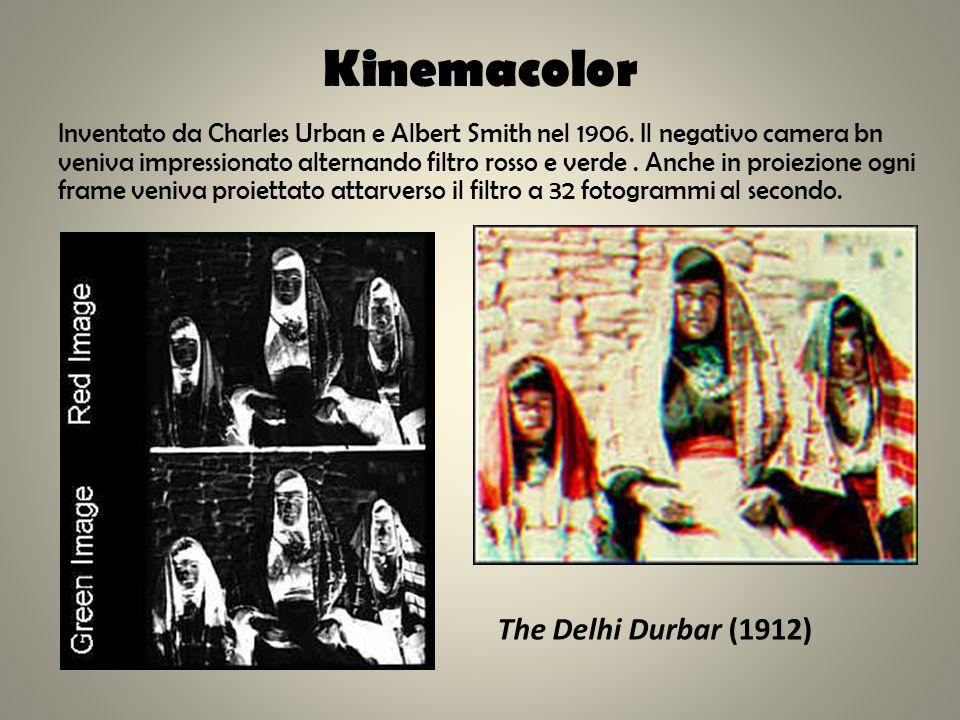 Kinemacolor The Delhi Durbar (1912)