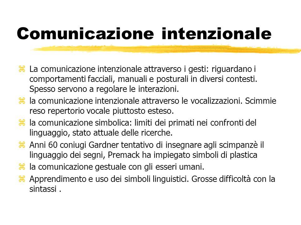 Comunicazione intenzionale