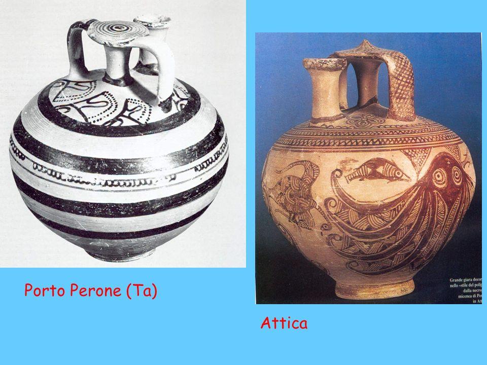 Porto Perone (Ta) Attica Porto Perone (Taranto), anforetta a staffa