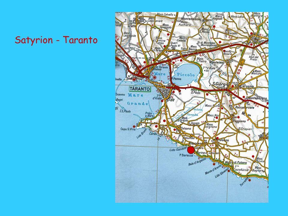 Satyrion - Taranto