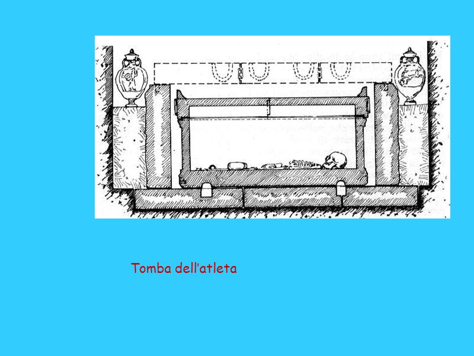 Tomba dell'atleta