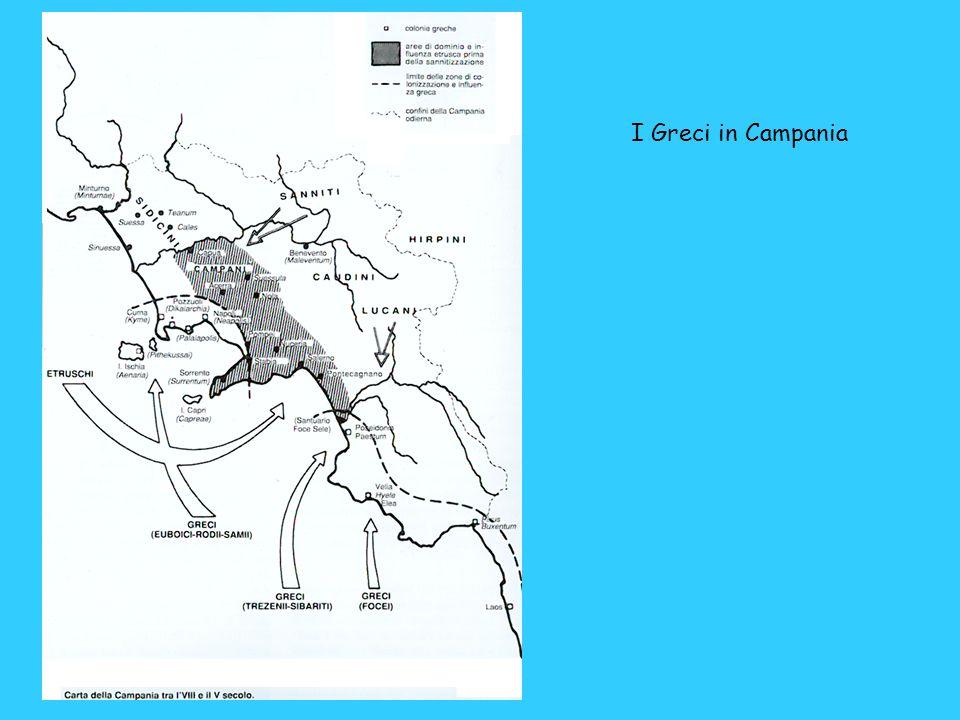 I Greci in Campania