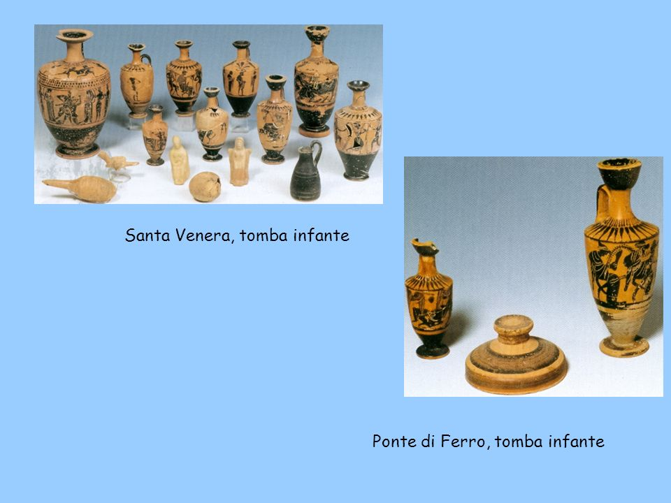 Santa Venera, tomba infante