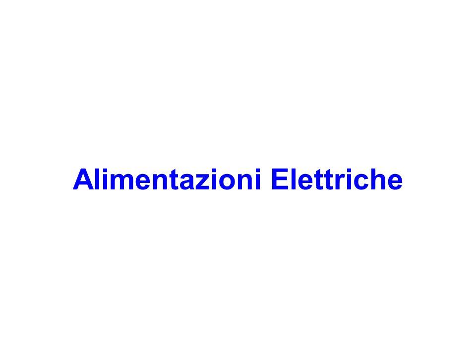 Alimentazioni Elettriche