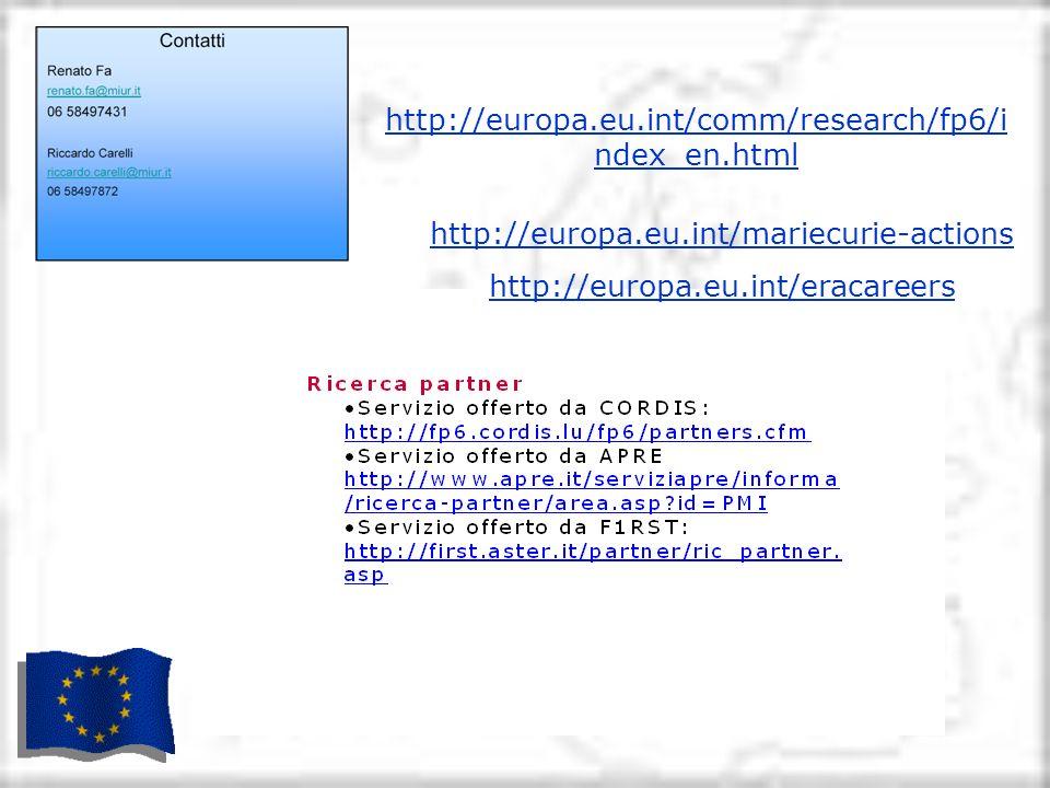 http://europa.eu.int/comm/research/fp6/index_en.htmlhttp://europa.eu.int/mariecurie-actions.
