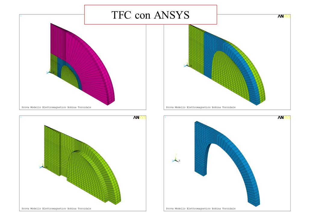 TFC con ANSYS