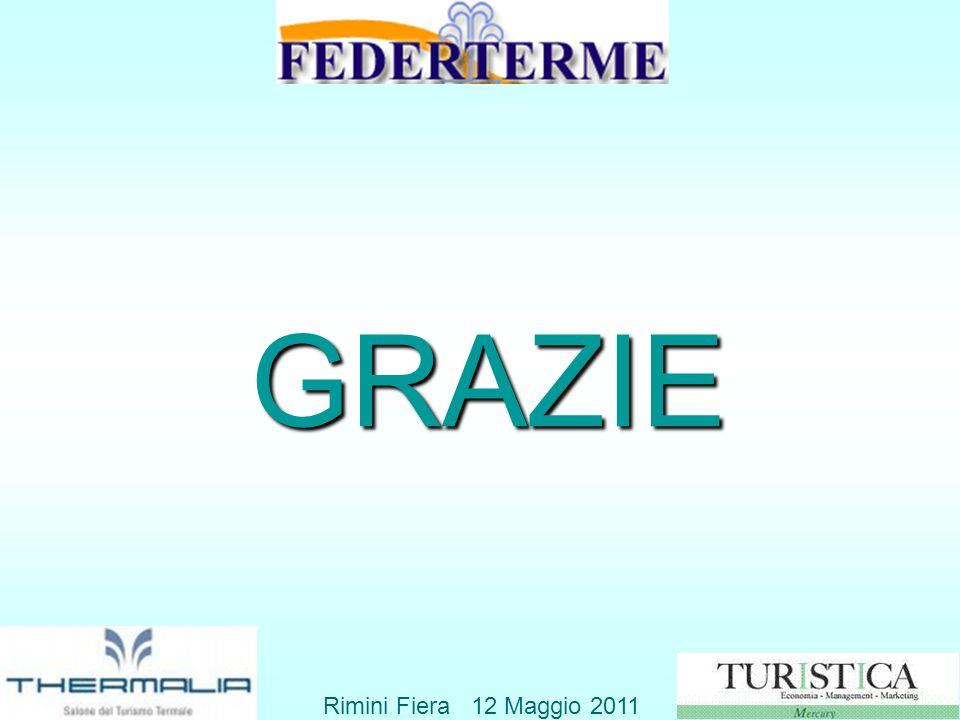 GRAZIE Rimini Fiera 12 Maggio 2011
