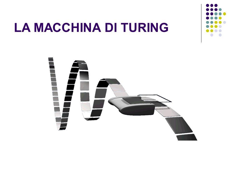 LA MACCHINA DI TURING 36