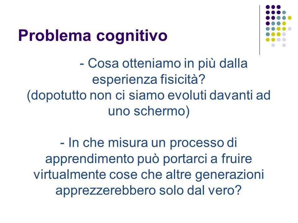 Problema cognitivo