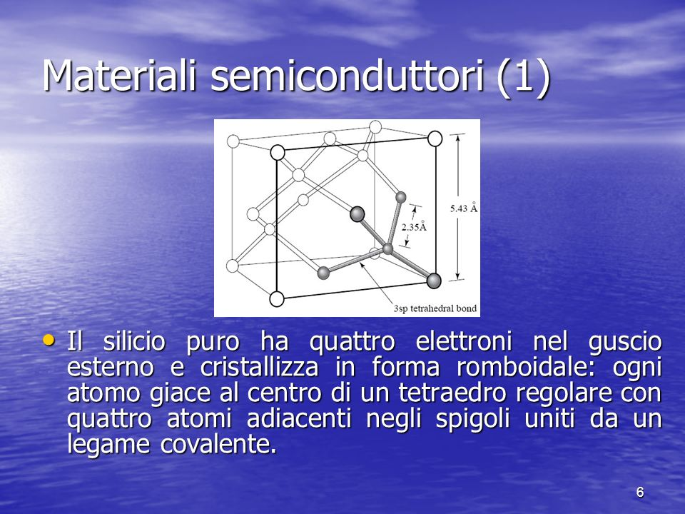 Materiali semiconduttori (1)
