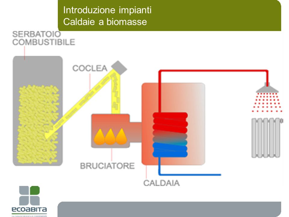 Introduzione impianti Caldaie a biomasse