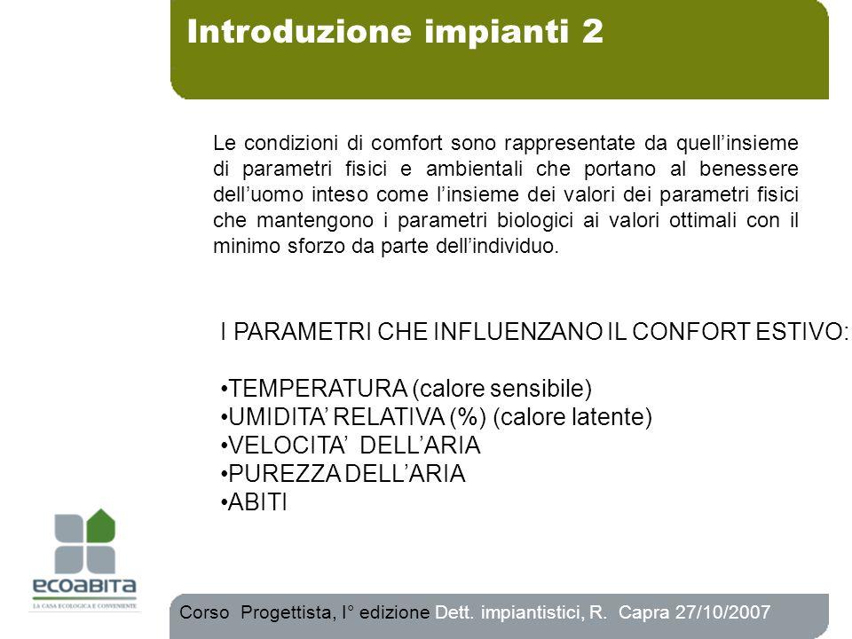 Introduzione impianti 2