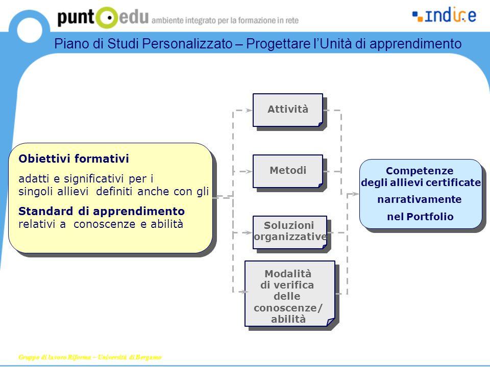 Competenze degli allievi certificate Soluzioni organizzative