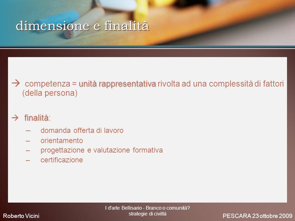 I d arte Bellisario - Branco o comunità strategie di civiltà