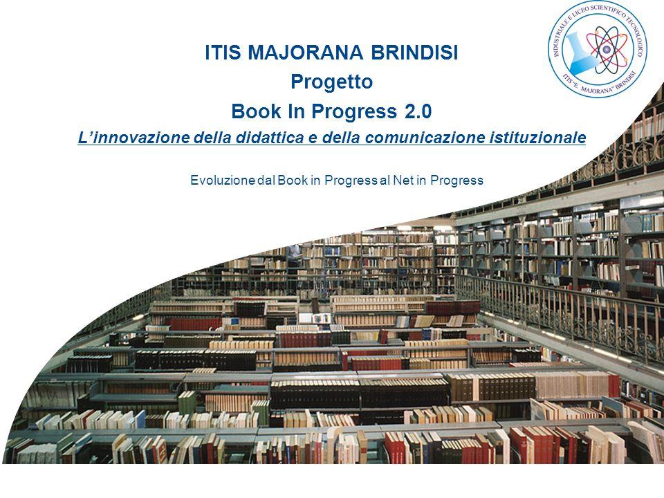 Evoluzione dal Book in Progress al Net in Progress