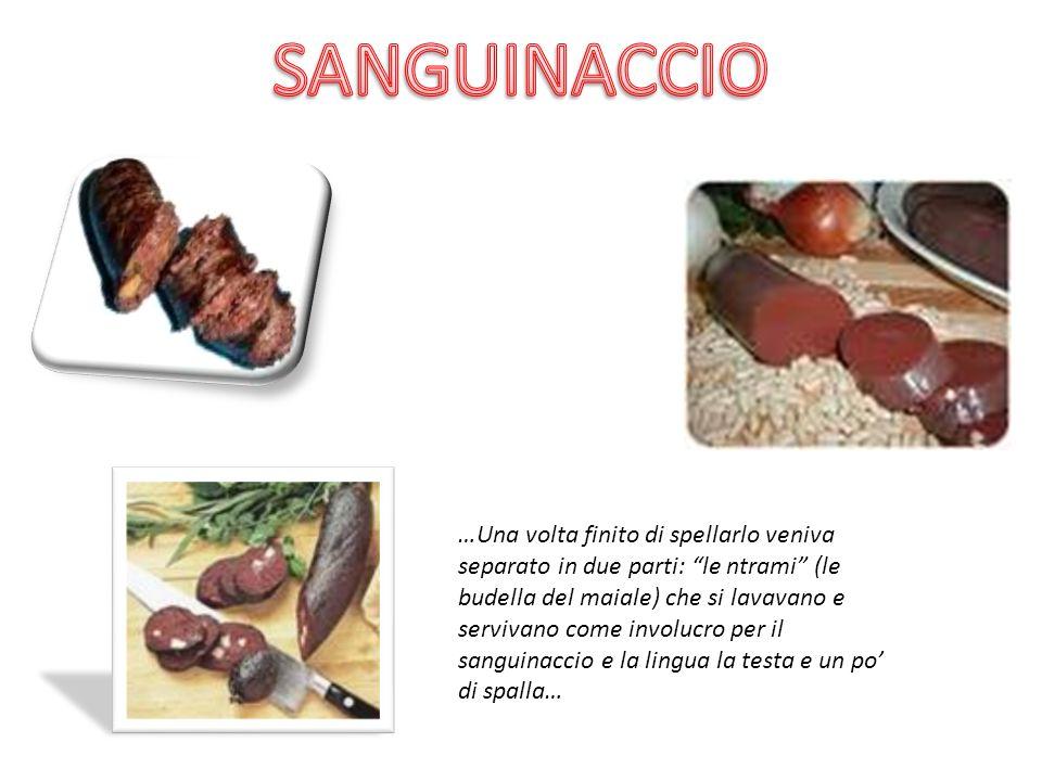 SANGUINACCIO