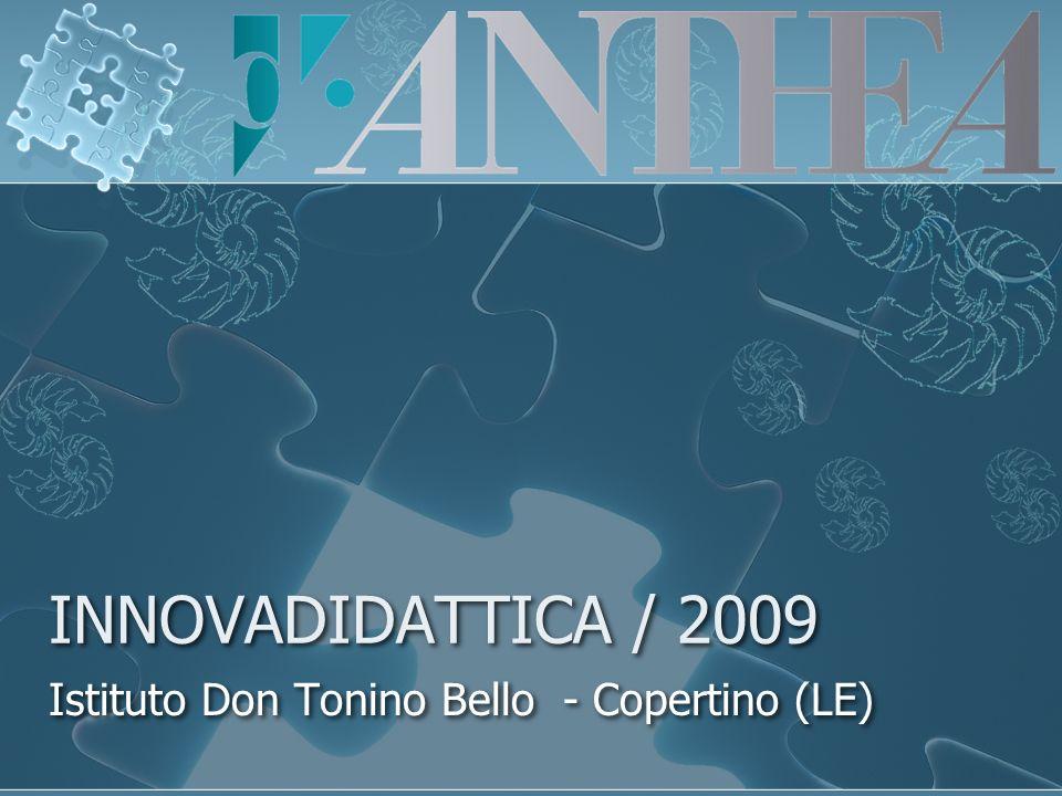 Istituto Don Tonino Bello - Copertino (LE)