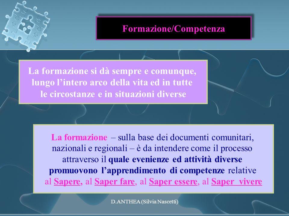 Formazione/Competenza