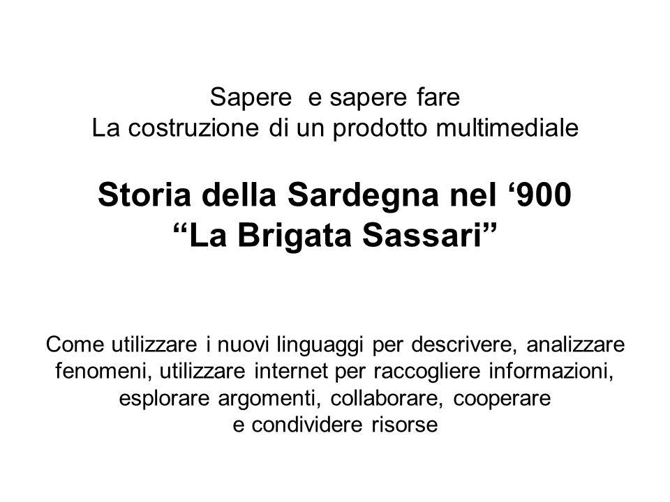 Storia della Sardegna nel '900