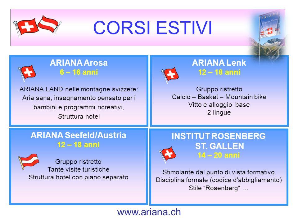 ARIANA Seefeld/Austria