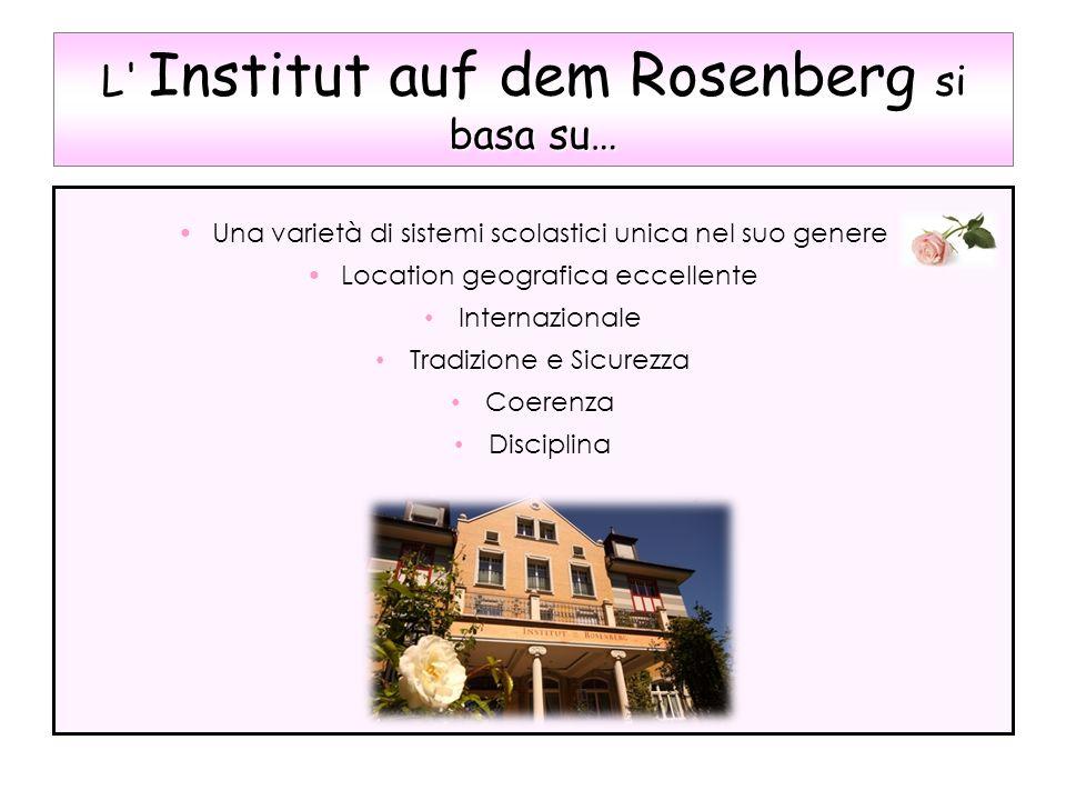 L Institut auf dem Rosenberg si basa su…