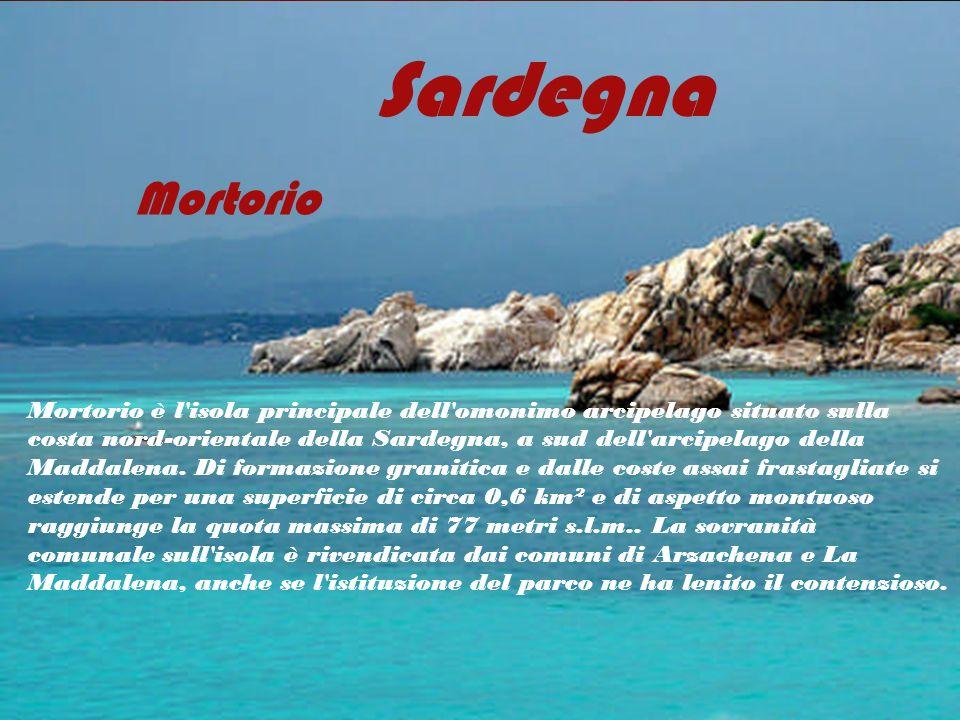Sardegna Mortorio.