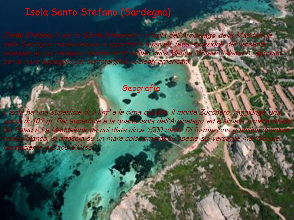 Isola Santo Stefano (Sardegna)