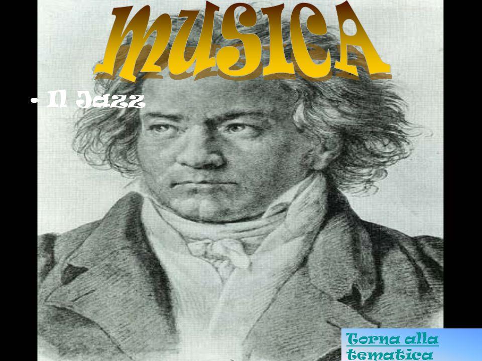 MUSICA Il Jazz Torna alla tematica