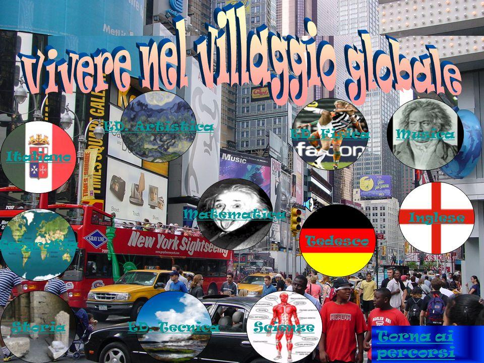 Vivere nel villaggio globale