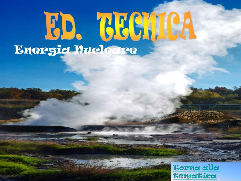 ED. TECNICA Energia Nucleare Torna alla tematica