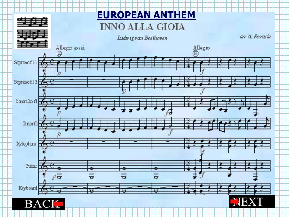 EUROPEAN ANTHEM