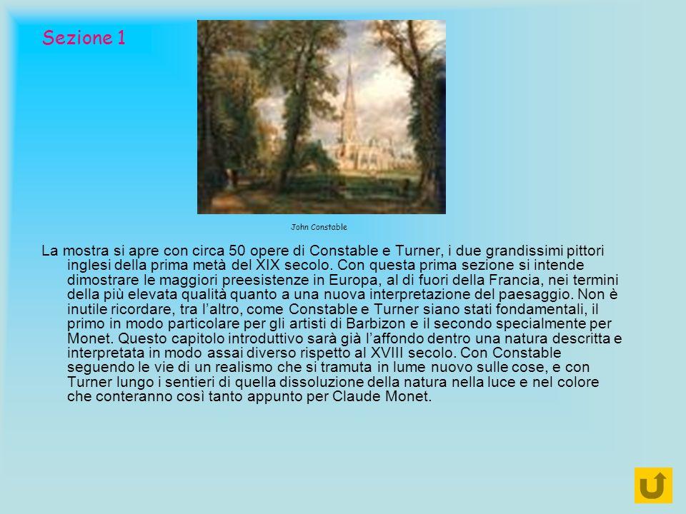 Sezione 1 John Constable.