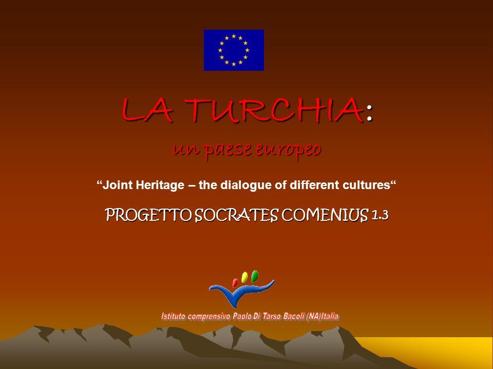 LA TURCHIA: un paese europeo