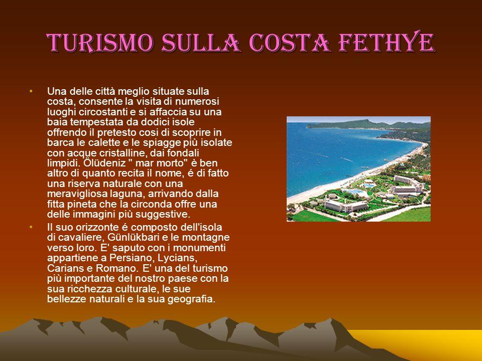 TURISMO SULLA COSTA FETHYE