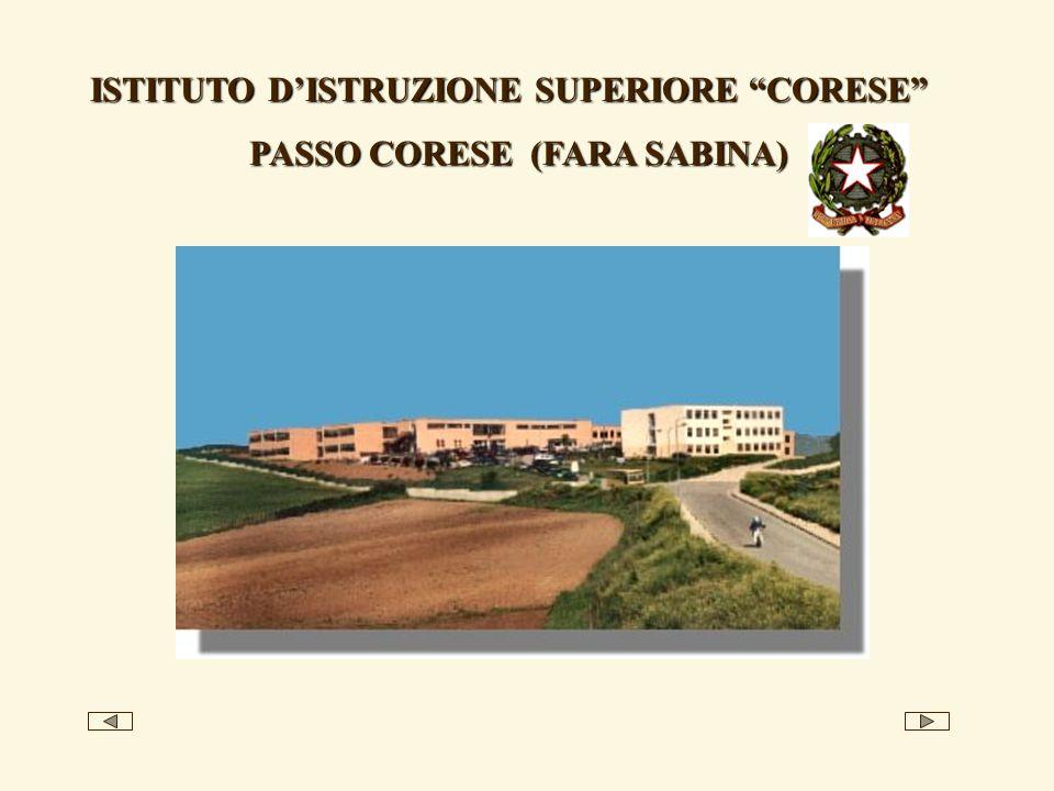 PASSO CORESE (FARA SABINA)