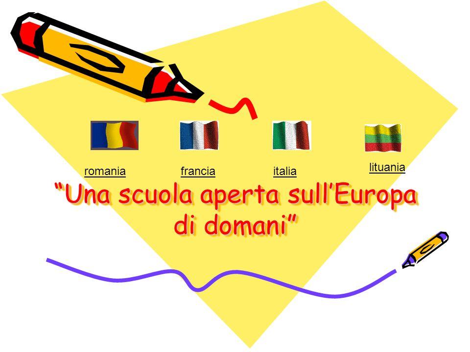 Una scuola aperta sull'Europa di domani