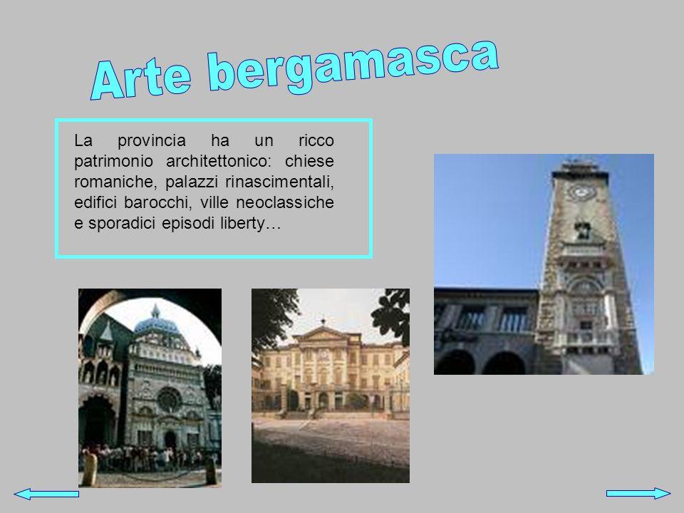 Arte bergamasca